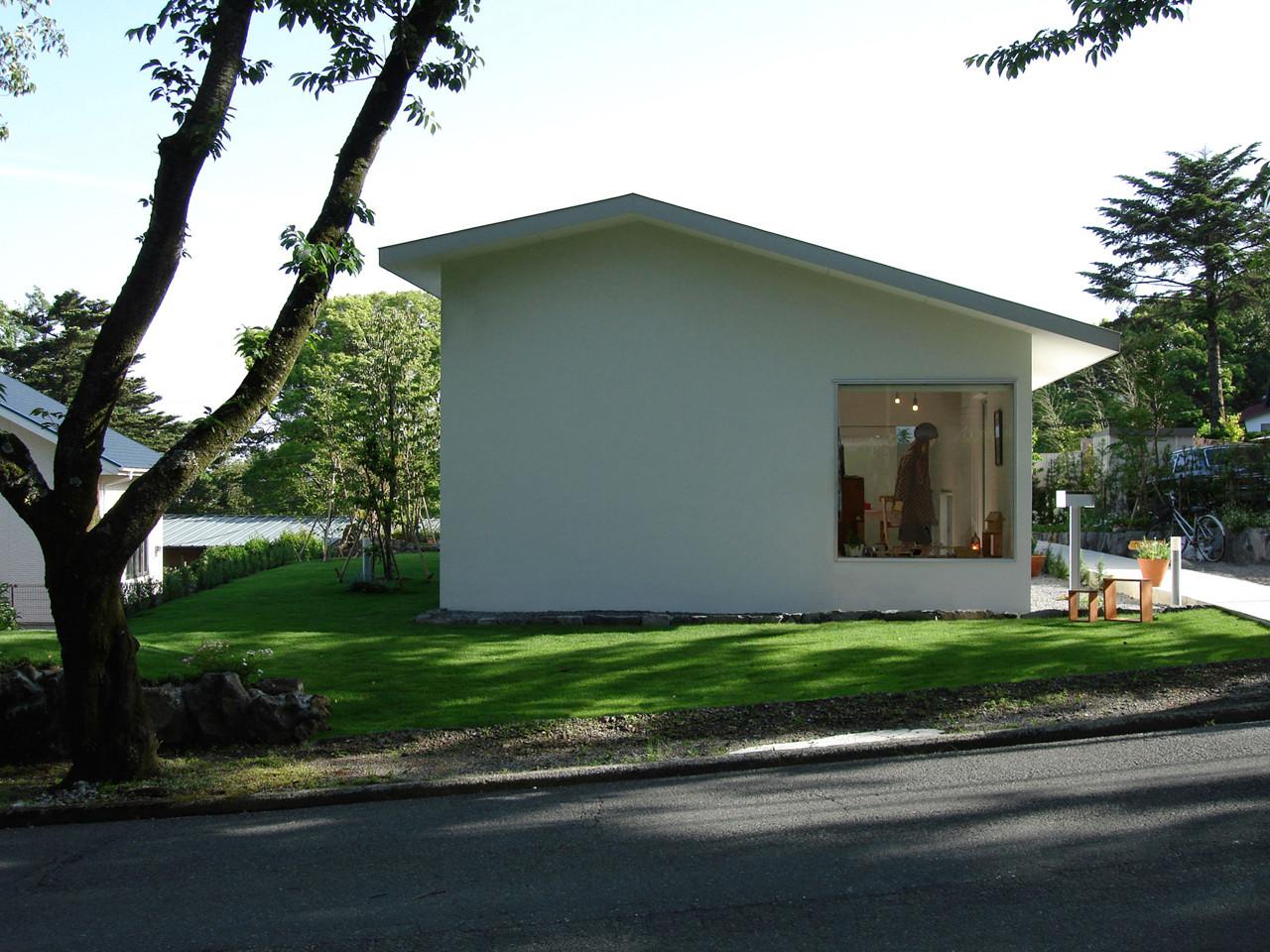 Izukougen House / Atelier Shinya Miura, Courtesy of Atelier Shinya Miura