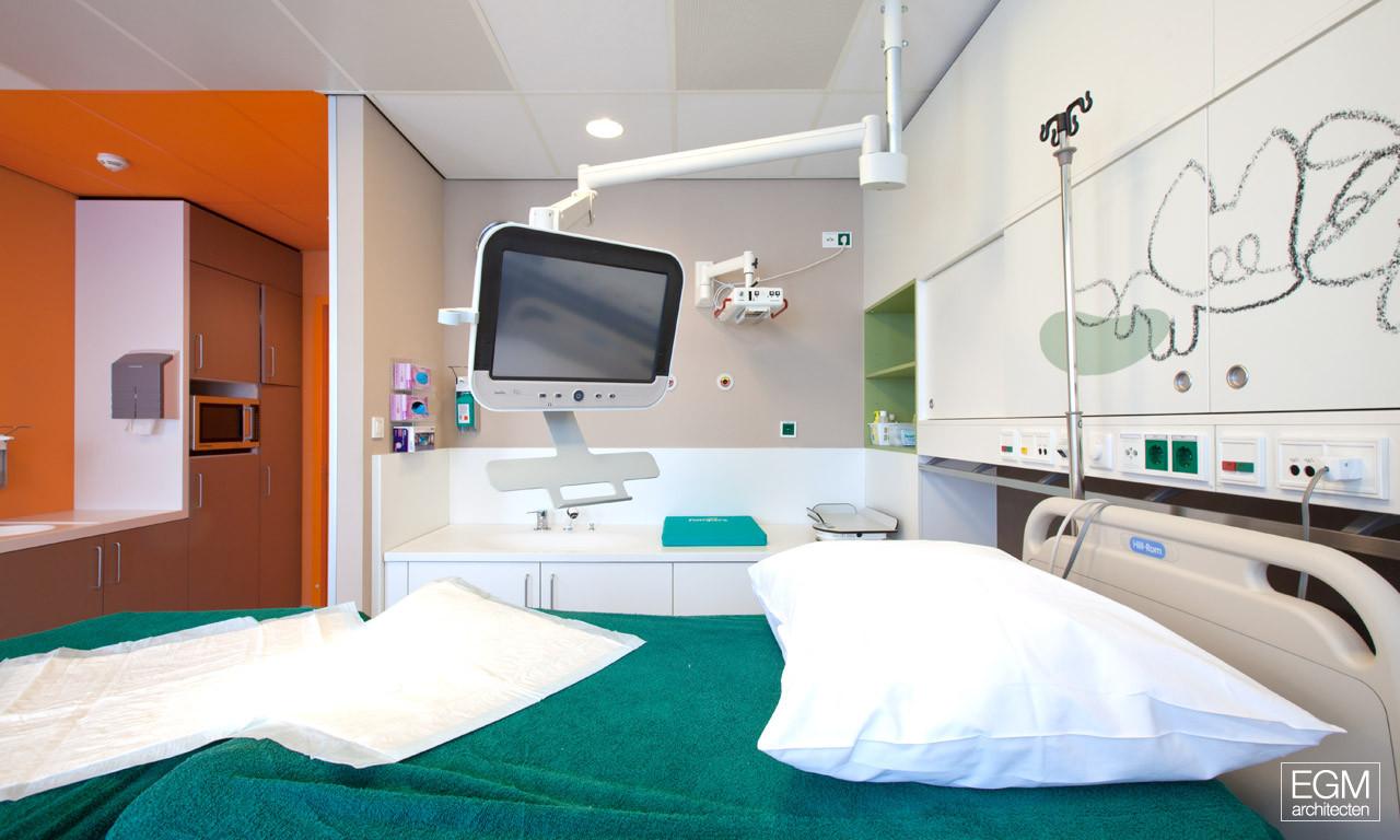 Gallery of Jeroen Bosch Hospital / EGM architecten - 5