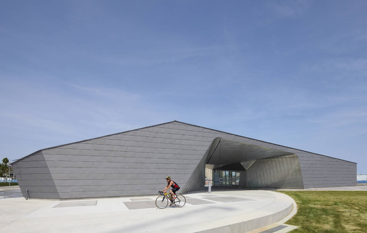 Sherbourne Common Pavilion / Teeple Architects, © Shai Gil