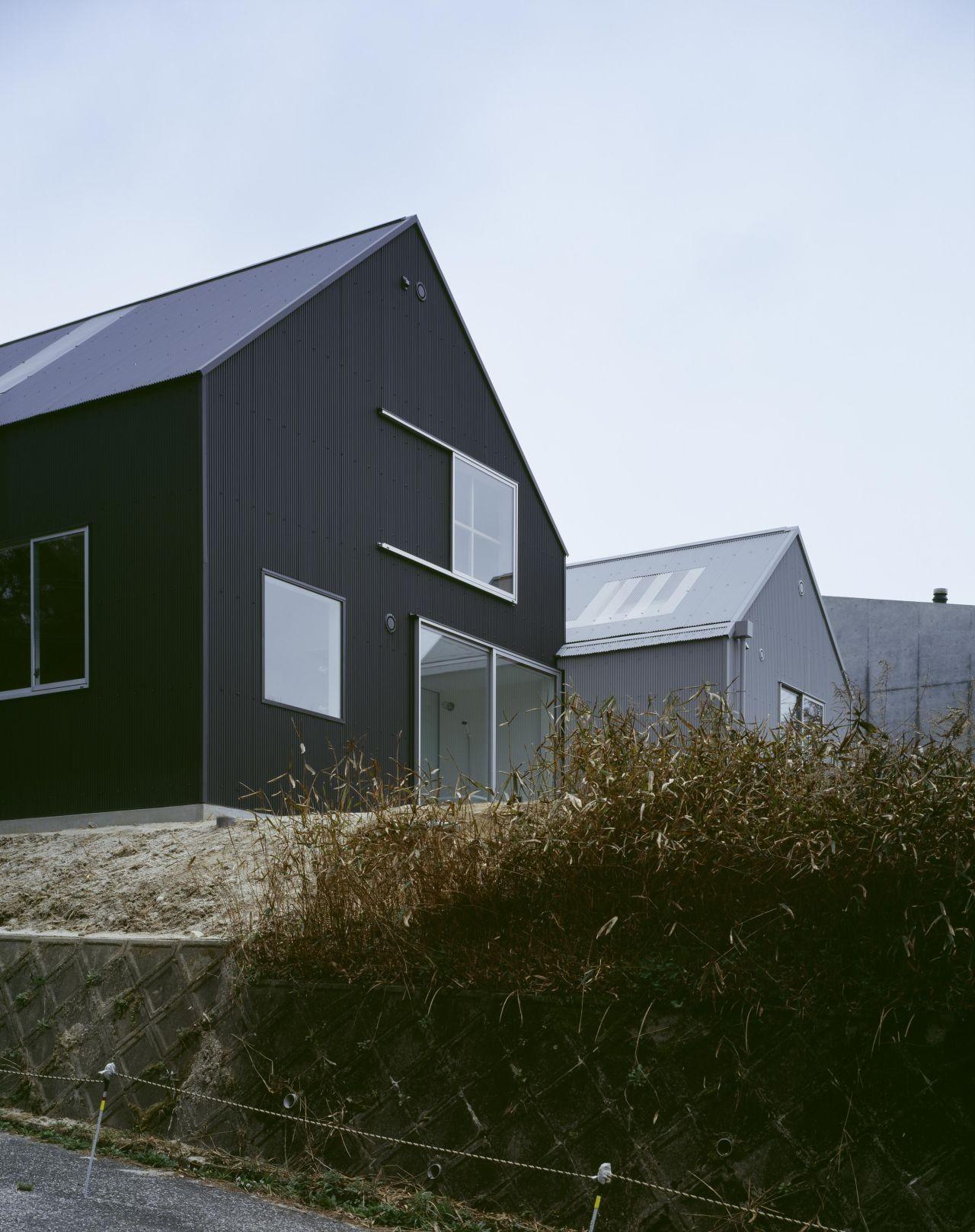 House in hieidaira / Tato Architects, © Satoshi Shigeta
