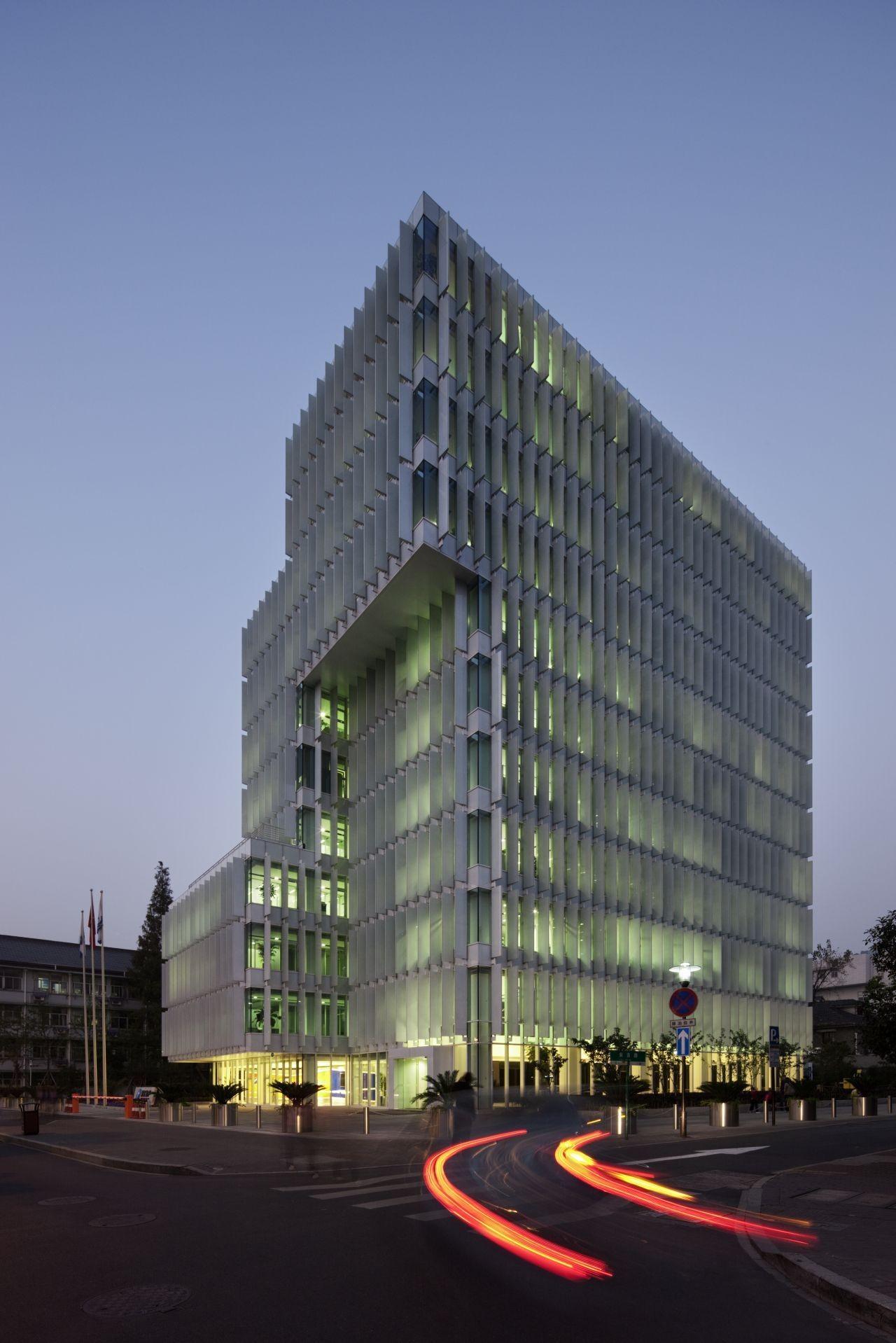 Headquarters of Zhejiang Wuchan Group / gmp architekten, © Hans-Georg Esch