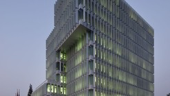 Headquarters of Zhejiang Wuchan Group / gmp Architekten