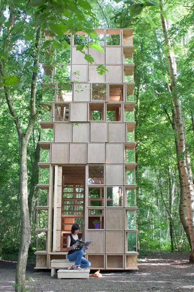 L'observatoire / CLP Architects, © Jeremías González
