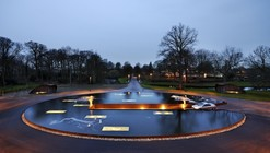 Ornamental Pond / Hosper