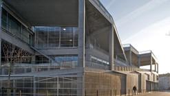Escuela de Arquitectura de Nantes / Lacaton & Vassal