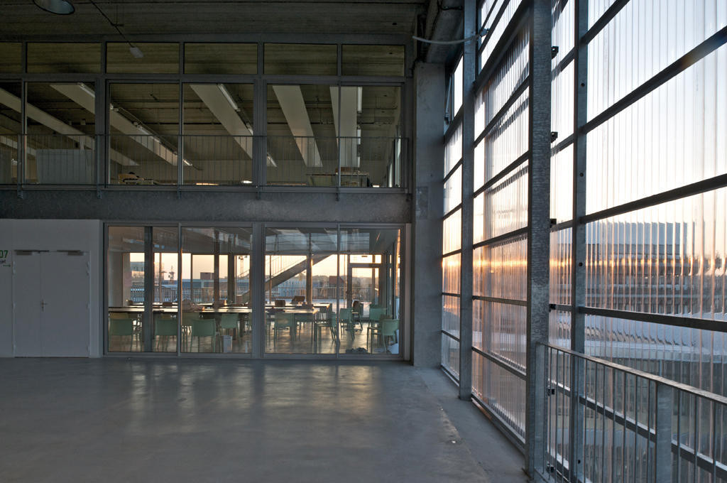 Gallery of nantes school of architecture lacaton for Bo architecture 4 1