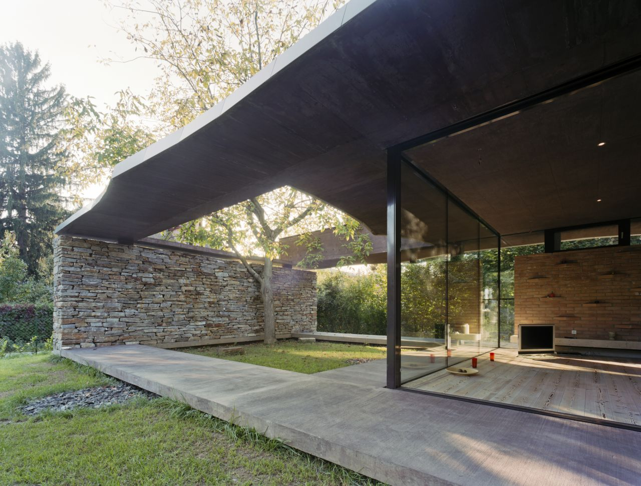 Villa SK / Atelier Thomas Pucher