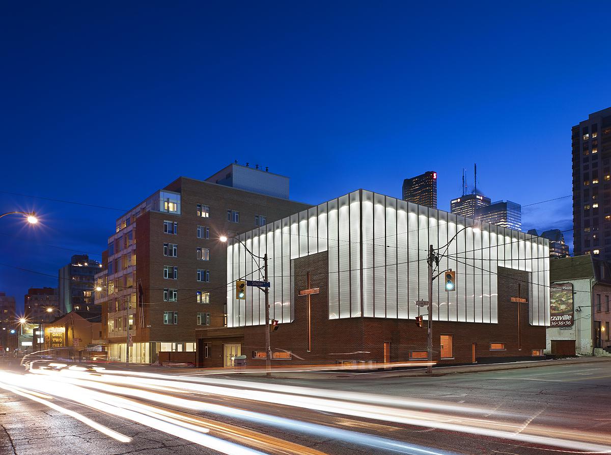 Salvation Army Harbour Light / Diamond Schmitt Architects, © Tom Arban