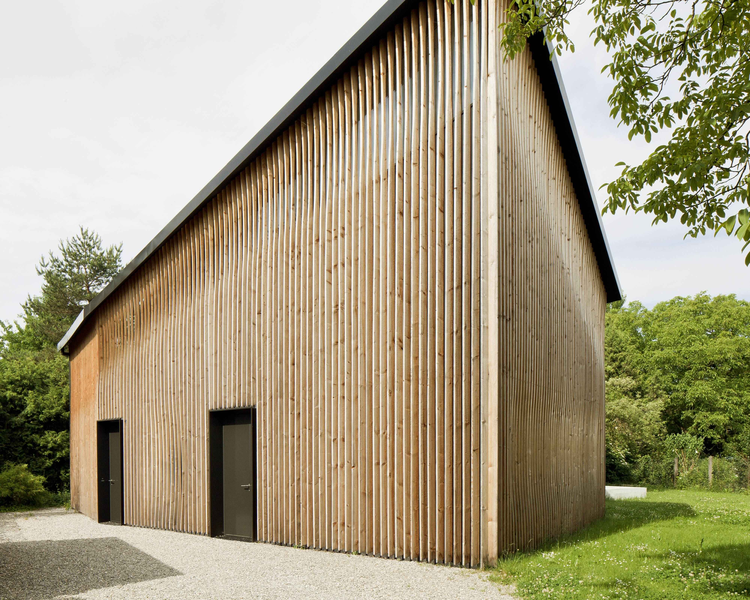 Private House / Gramazio & Kohler, © Roman Keller