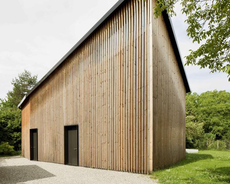 Private House / Gramazio & Kohler, © Roman Keller