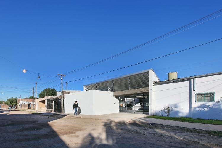 Jardín Municipal Barranquitas / Secretaría de Planeamiento + Subsecretaría de Obras de Arquitectura, © Federico Cairoli