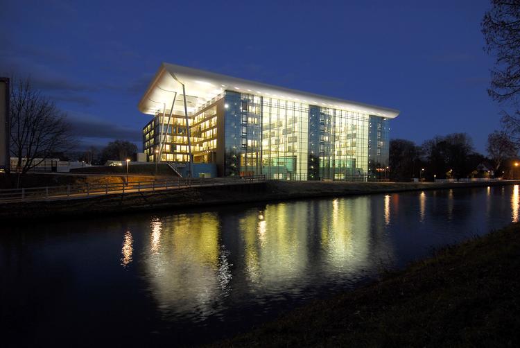Council of Europe / Art&Build Architecs, Courtesy of Art&Build