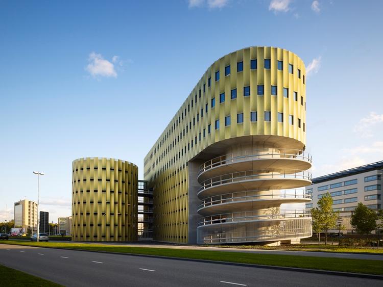 Estacionamiento <de Cope> / JHK Architecten, © Burg + Schuh