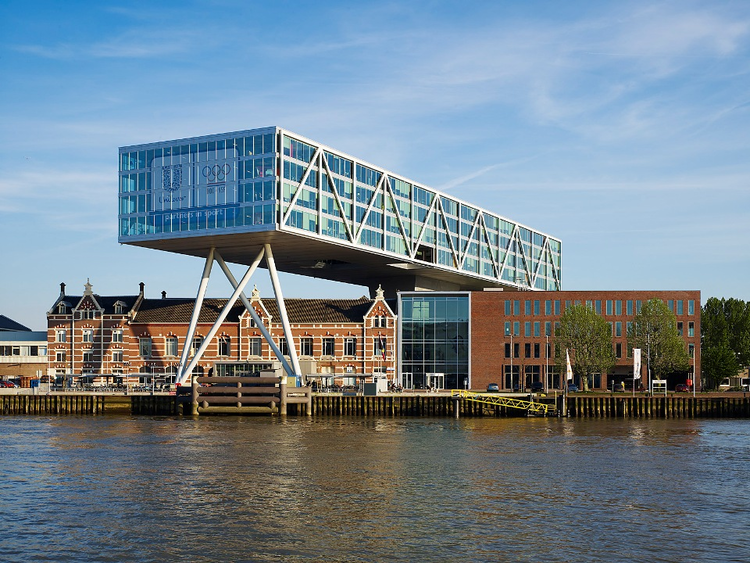 Unilever Nederland BV / JHK Architecten, © Palladium Photodesign