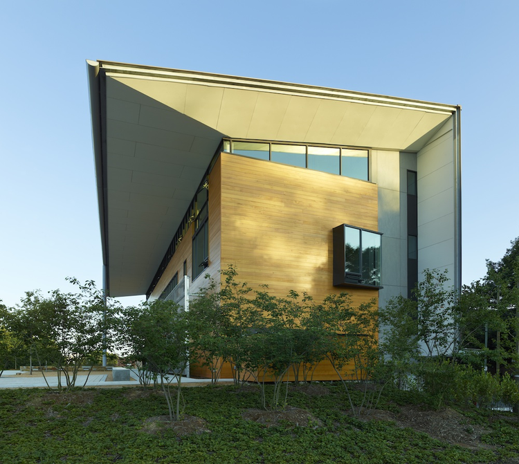 Architect And Design aianc center for architecture and design / frank harmon architect