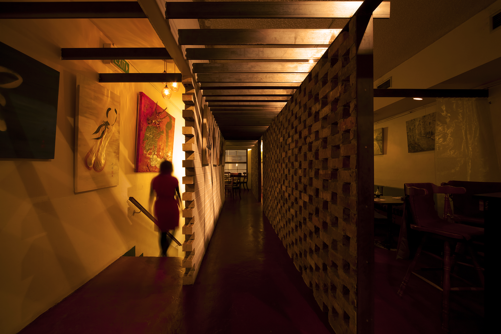 Uchi Lounge 02 / Facet Studio, © Andrew Chung