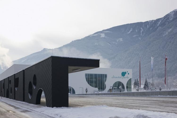 Drautalperle / MHM architects, © Paul Ott