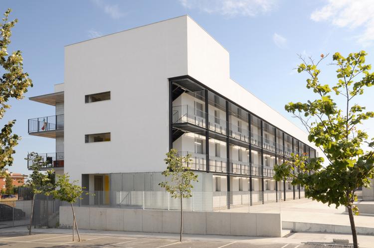 98 Viviendas de Protección Pública en Tarragona / BCQ Arquitectura, © Jordi Sánchez