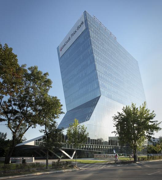 Unicredit Ţiriac Bank HQ / Westfourth Architecture, © Mărgulescu & Moldoveanu