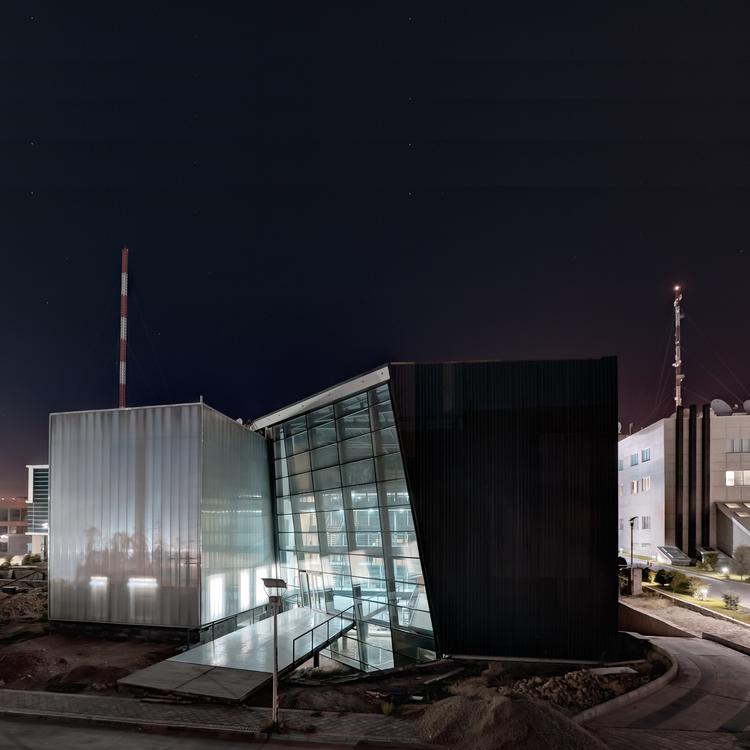 P.S.P Office Building / Olgoo Office, Courtesy of Baraks Studio