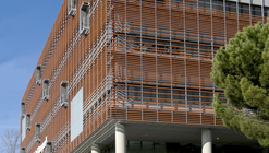Toulouse Rangueil Hospital / Art&Build Architects