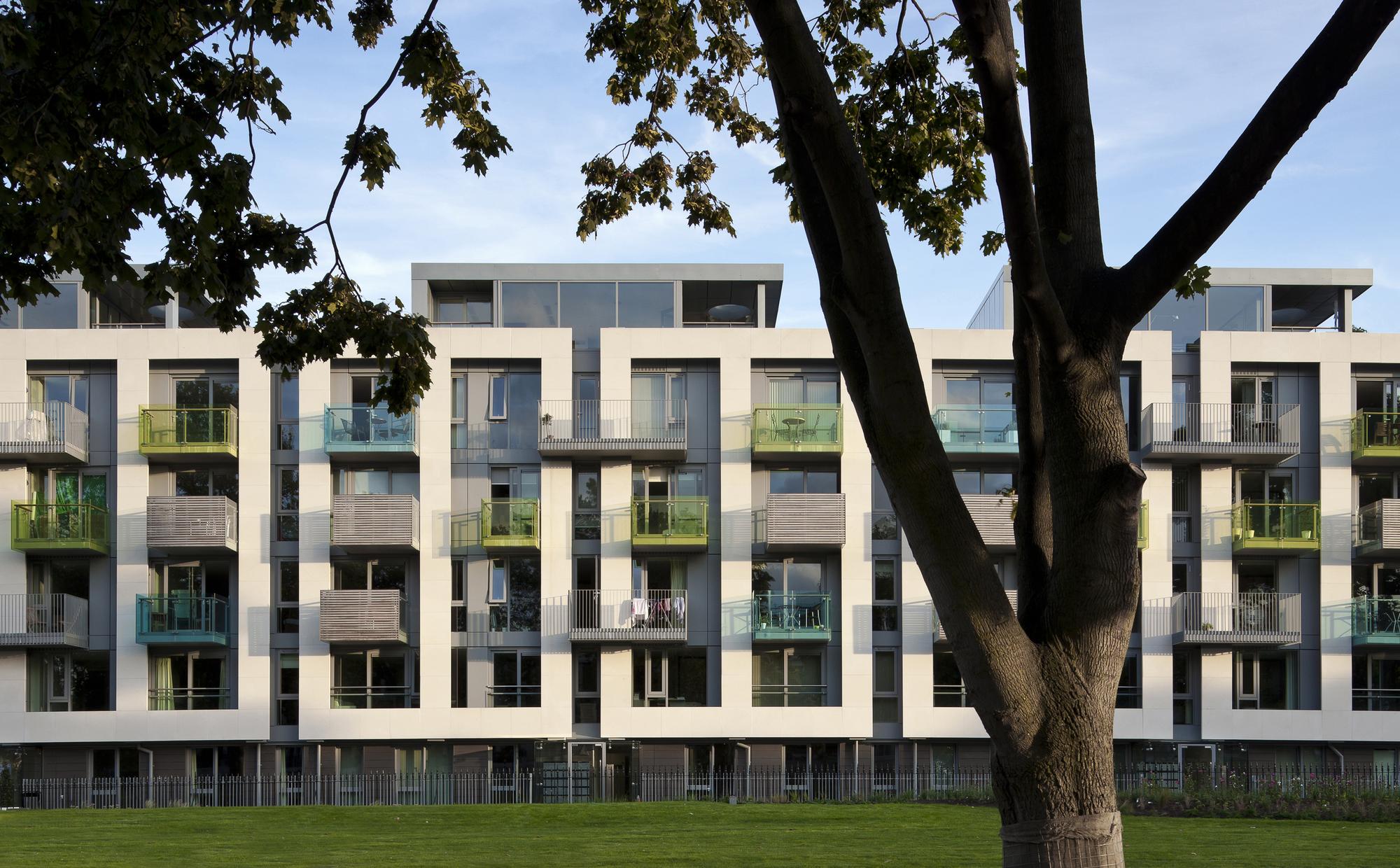 Arundel Square / Pollard Thomas Edwards Architects, © PTE Architects