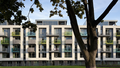 Arundel Square / Pollard Thomas Edwards Architects