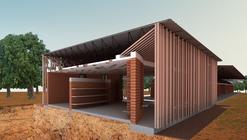 In Progress_School Library Gando / Kere Architecture