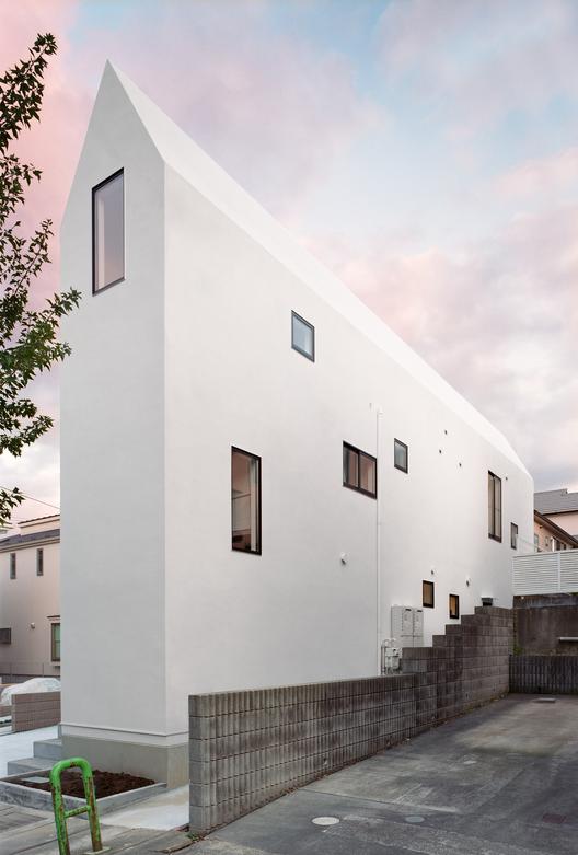 HouseK / Hiroyuki Shinozaki Architects, © Kai Nakamura