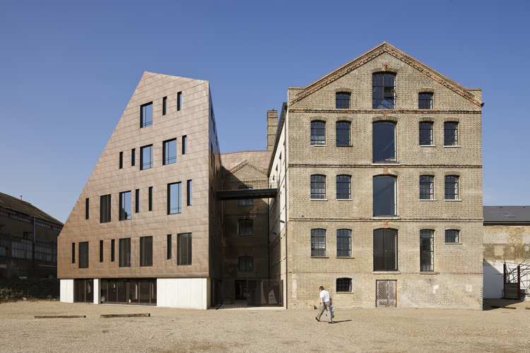The Granary / Pollard Thomas Edwards Architects, © PTE Architects