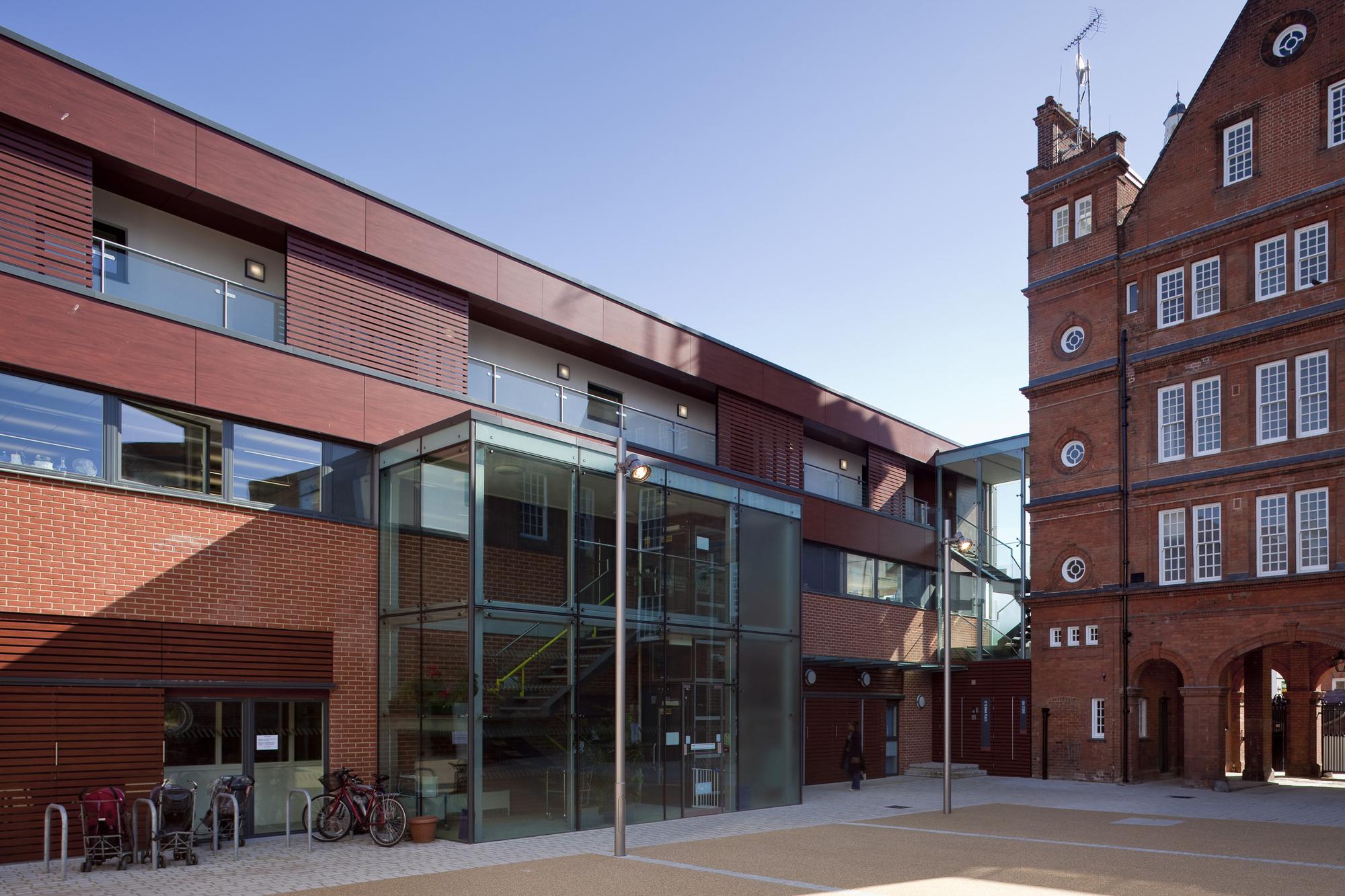 Hornsey Road / Pollard Thomas Edwards Architects, © Tim Crocker