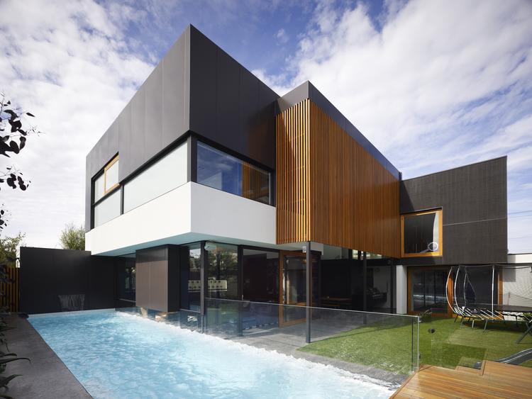 Hope Street Geelong West / Steve Domoney Architecture, © Derek Swalwell