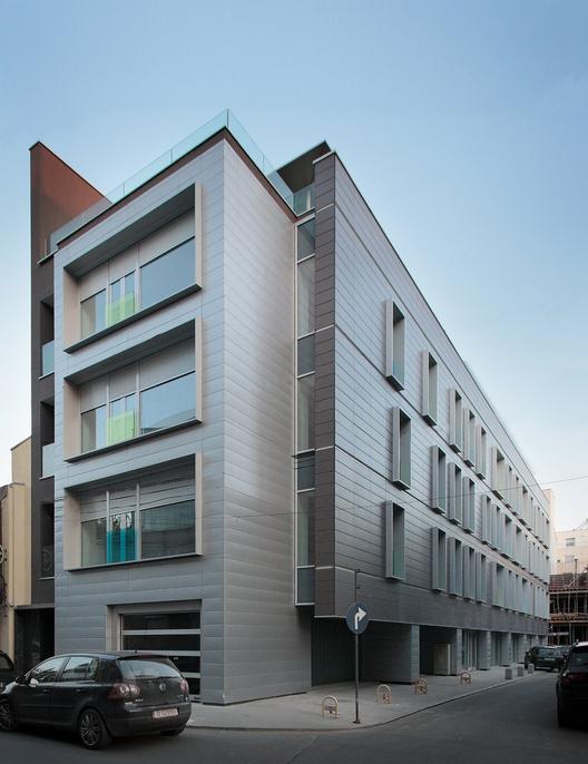 Apartment Building on G.Călinescu Street / Westfourth Architecture, © Andrei Mărgulescu