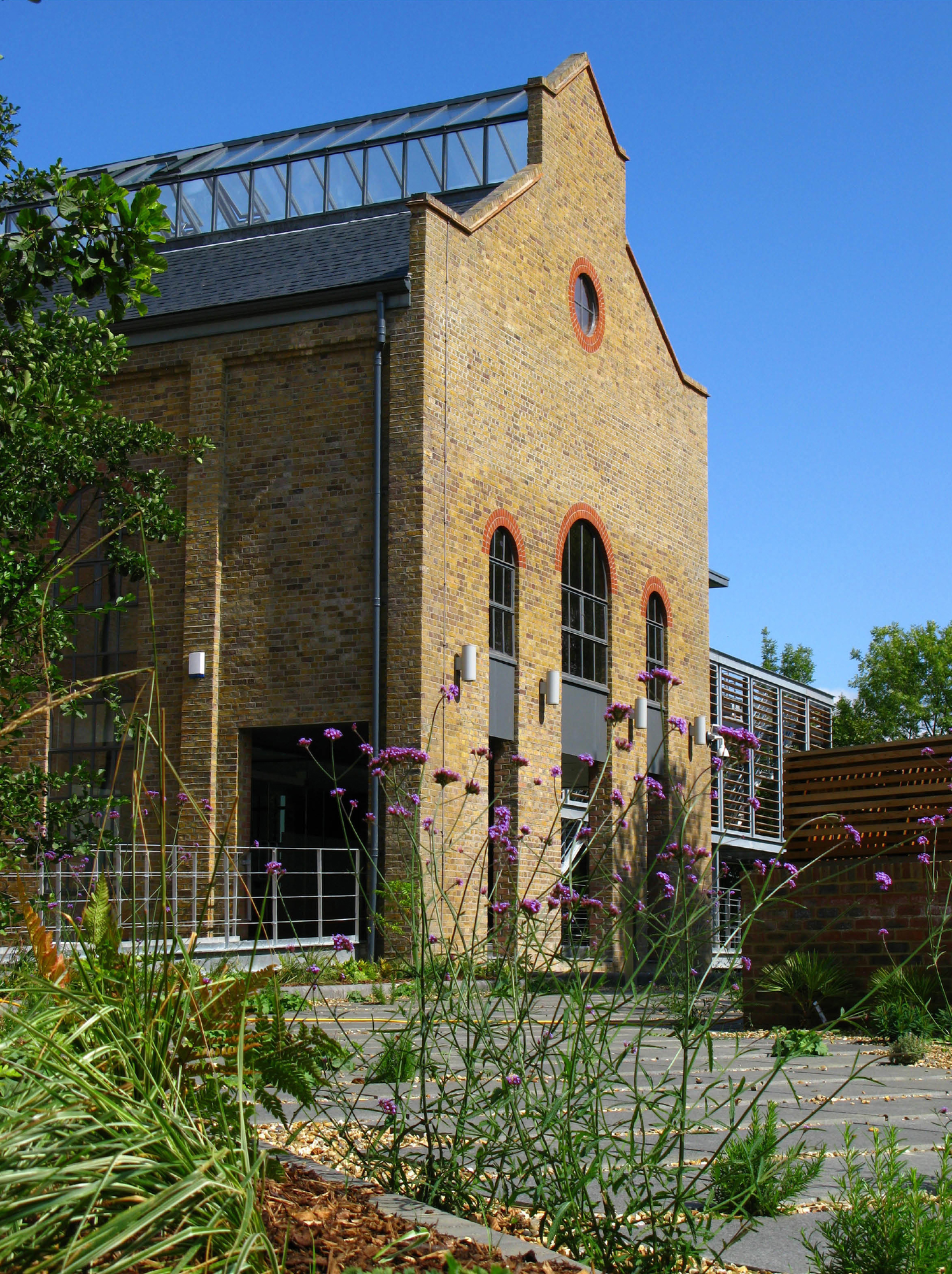Gunpowder Mill / Pollard Thomas Edwards Architects, © Dennis Gilbert