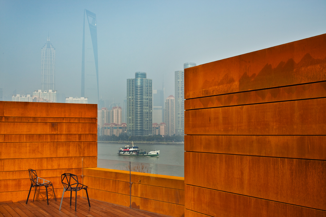 The Waterhouse at South Bund / Neri & Hu Design and Research Office