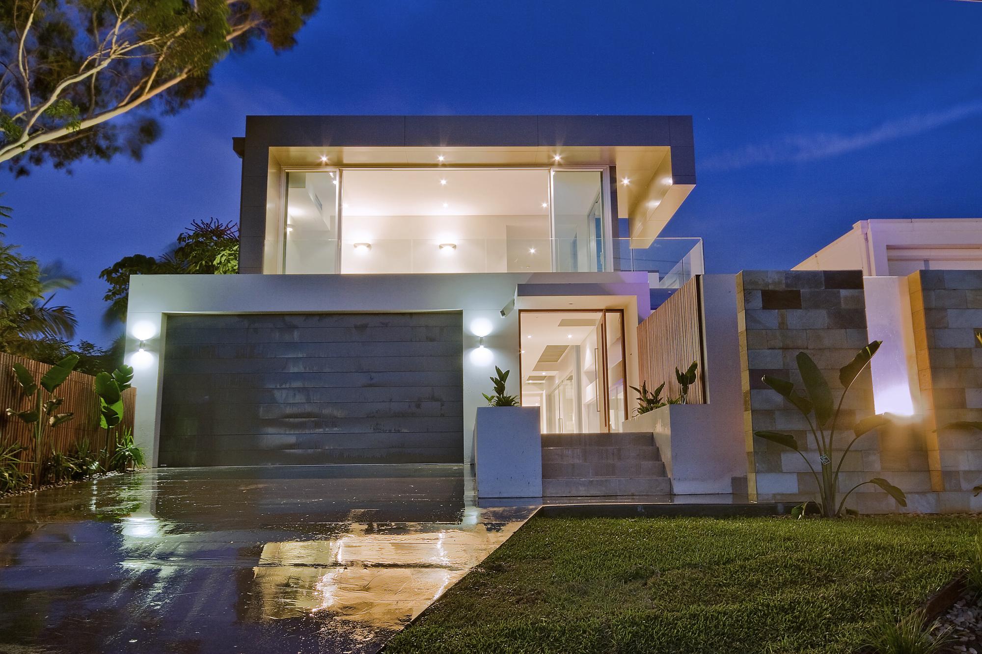 Kangaroo Point House / DMJ Design Studio, © IMAGEination & C. Ocampo