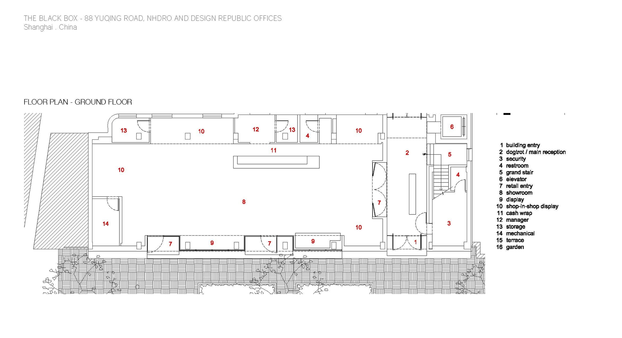 gallery of the black box neri u0026 hu design and research office 18