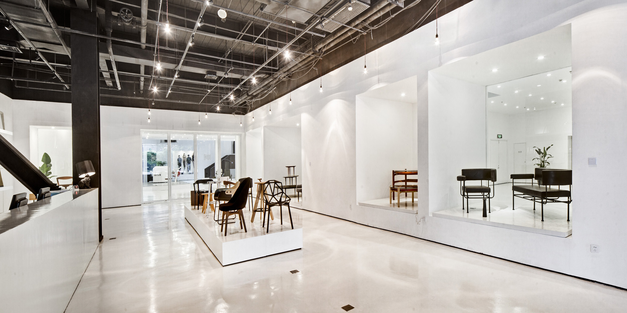 Gallery of design collective neri hu design and research for Office design exhibitions