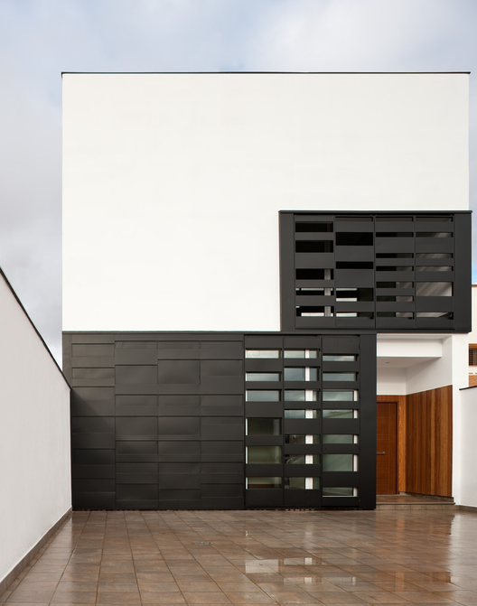 Vivienda Castillina, Almendralejo / GAas architecture studio, © Fernando Alda