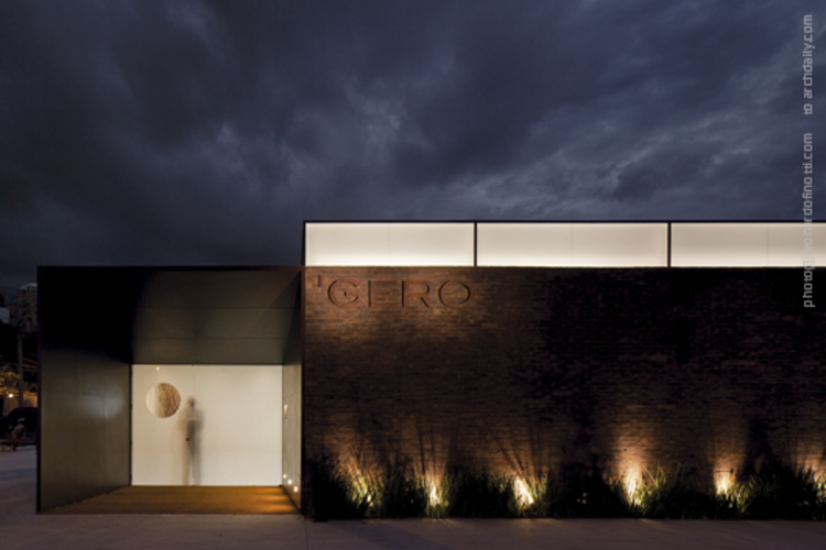 Gero Restaurant / Isay Weinfeld, © Leonardo Finotti