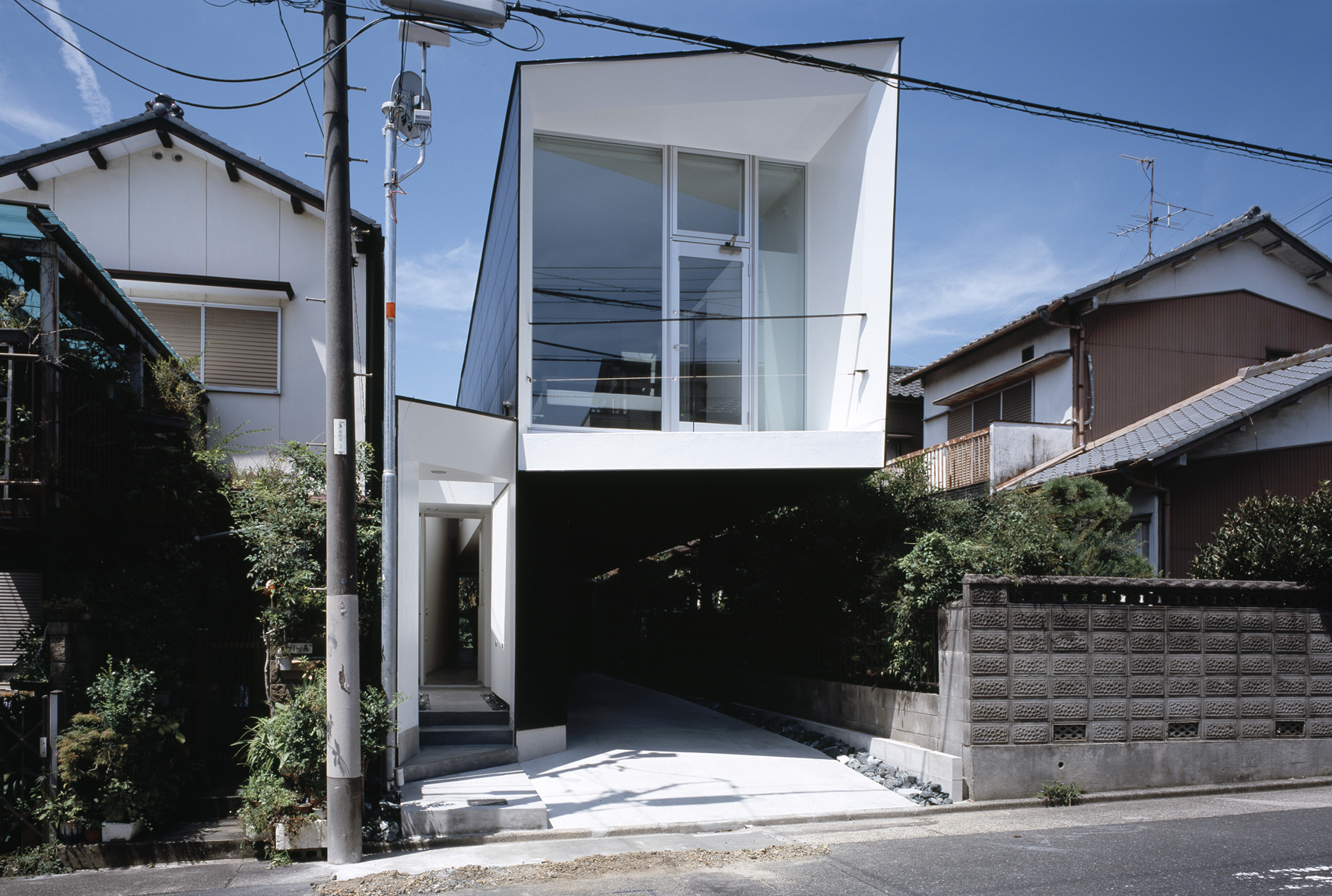 M House / D.I.G Architects, © Takeshi Yamagishi