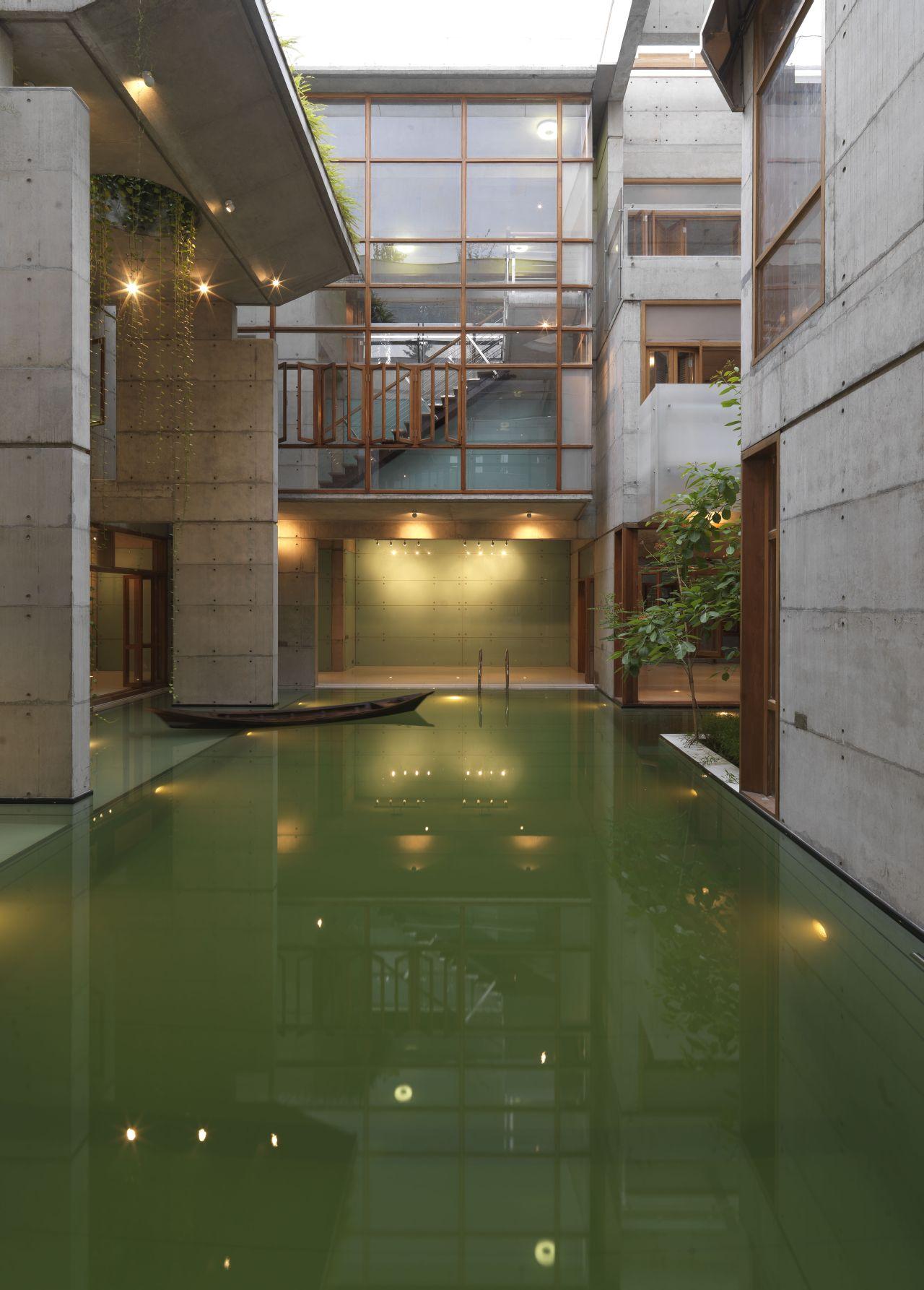 S.A Residence / Shatotto, © Daniele Domenicali