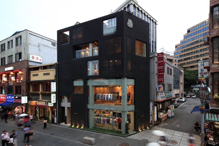 Poroscape / YounghanChung Architects, © Kim & Park