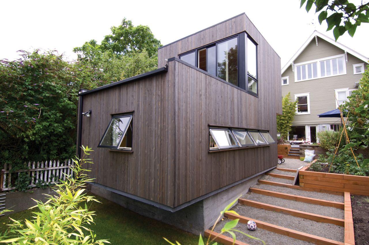 Pop-out Studio / Hutchison & Maul Architecture, © Alan Abramowitz