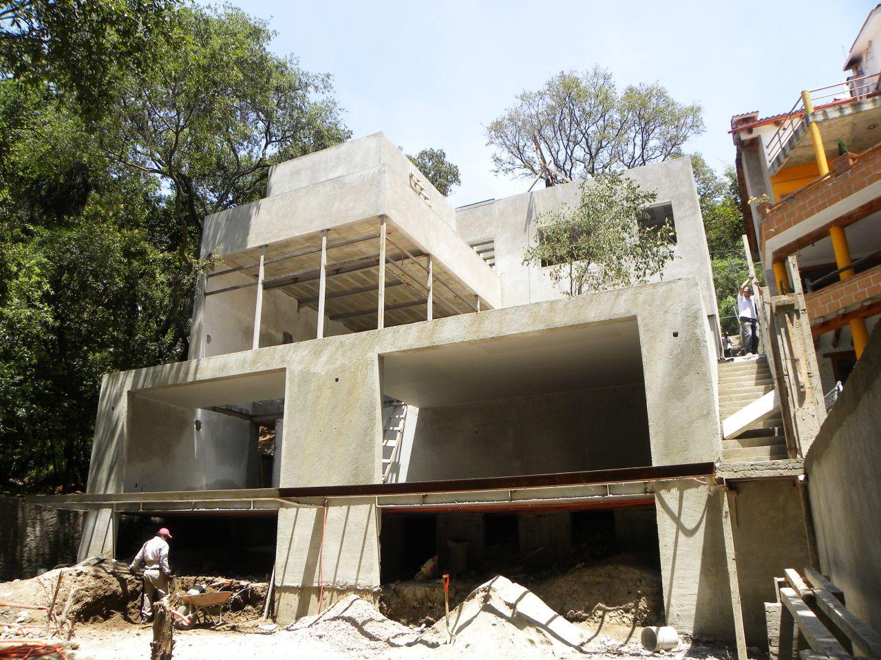En Construcción: Canterburri / sobrado + ugalde, © Germán Cuellar