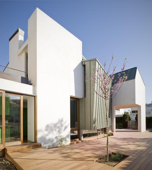House for Kika and Xisco / Duch Pizá Architects, © Jaime Sicilia