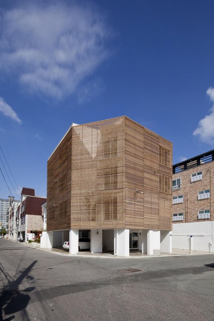 Louver Haus / Smart Architecture, © Jung-sik