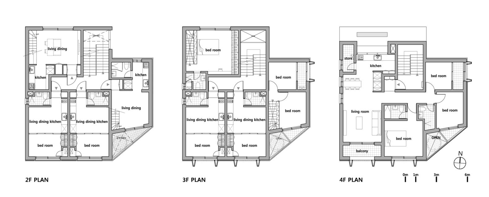 Louver Haus,Plan