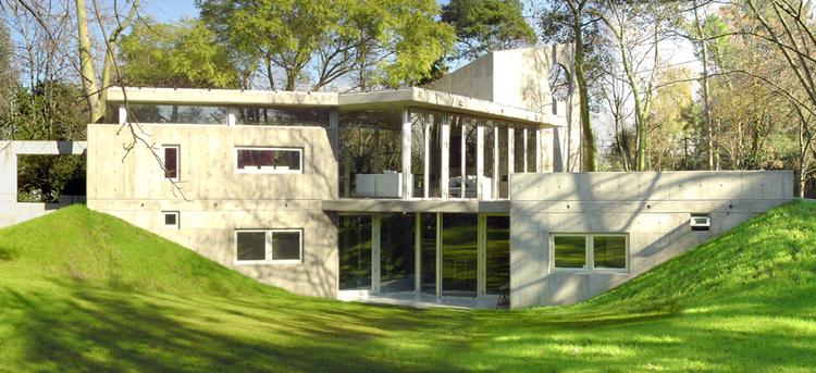 Casa C.U.B.A / MZM Arquitectos, © Cortesía de MZM Arquitectos