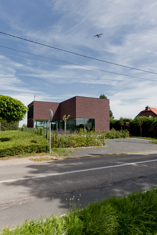 House LV / Areal Architecten, © Cafeine © Thomas De Bruyne